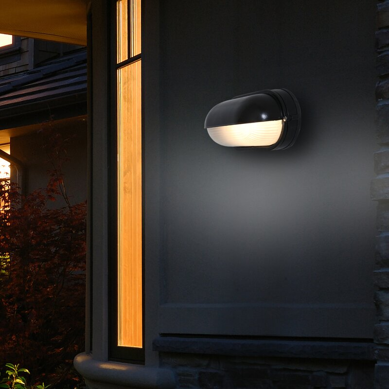 Flintwood 1 Light 60w Outdoor Bulkhead