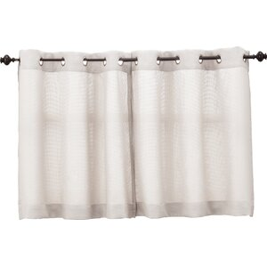 Montego Cafe Curtains (Set of 2)