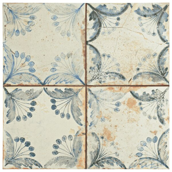 Alberta 13 x 13 Ceramic Field Tile by EliteTile