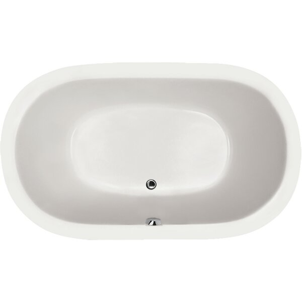 Designer Liliana 66 x 42 Air Tub by Hydro Systems