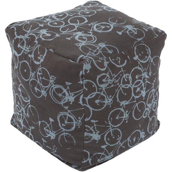 Gorlest Cube Ottoman by Latitude Run