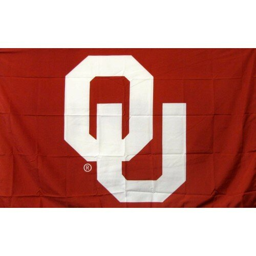 Oklahoma Sooners Polyester 3 x 5 ft. Flag by NeoPlex