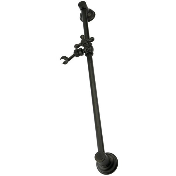 Shower Slide Bar with Handheld Shower Holder by Elements of Design