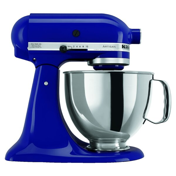 Artisan 5 Qt. Stand Mixer with Pouring Shield - KS