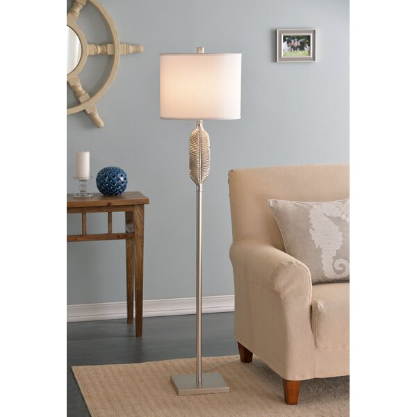 Hawley 61 Floor Lamp by Bay Isle Home