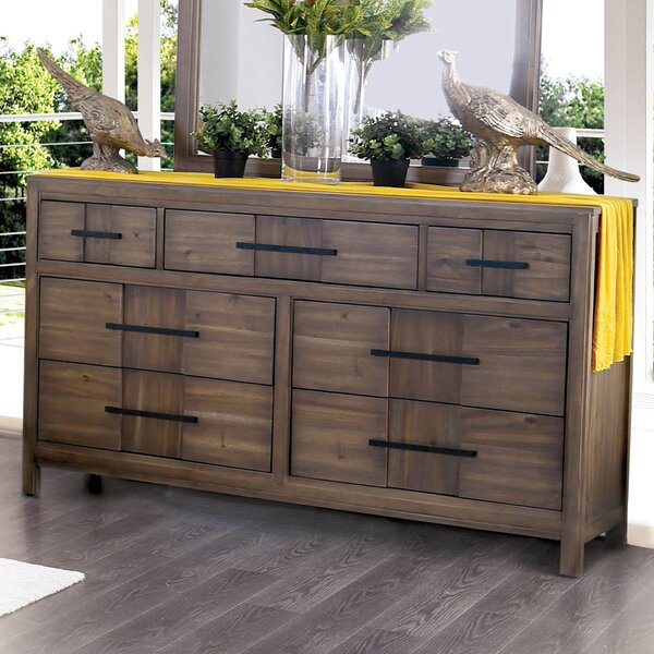Pereyra 7 Drawer Dresser by Union Rustic