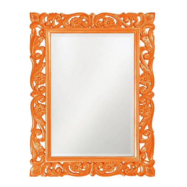 Lacquered And Lovely Accent Mirror By Birch Lane Kids.