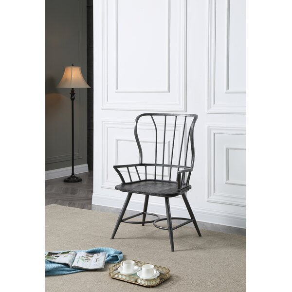 Larraine Dining Chair by Gracie Oaks
