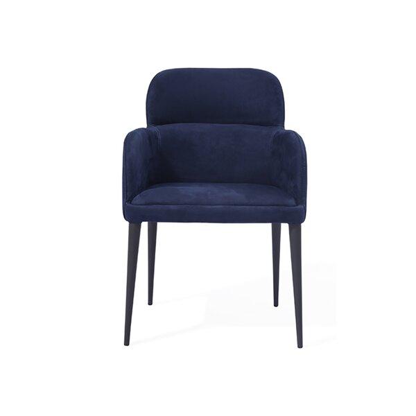 Fernandes Upholstered Dining Chair (Set of 2) by Mercer41 Mercer41