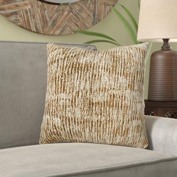 Gallion Textured Luxury Pillow by Bloomsbury Market