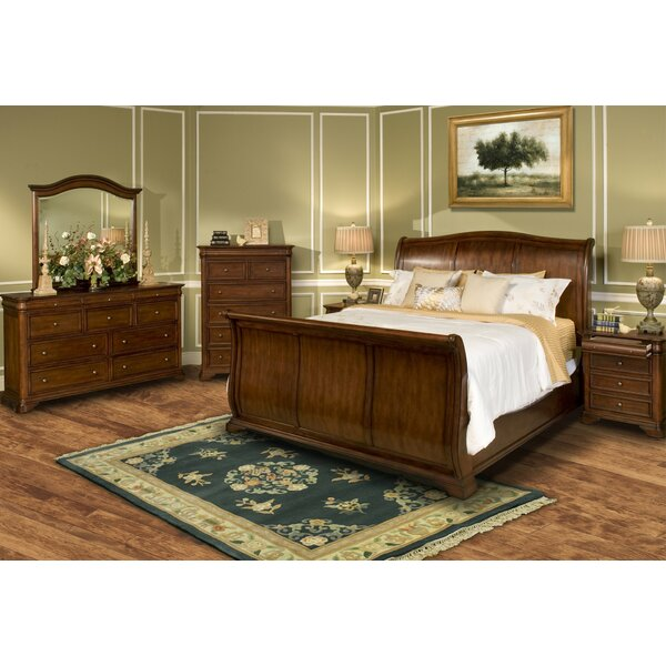 Keven Sleigh Configurable Bedroom Set by Alcott Hill