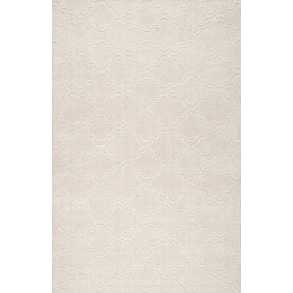 Alonza Wool Cream Area Rug by Willa Arlo Interiors