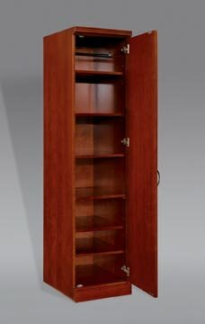 Belmont Right Hand Facing Standard Bookcase by Flexsteel Contract