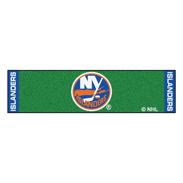 NHL - New York Islanders Putting Green Doormat by FANMATS