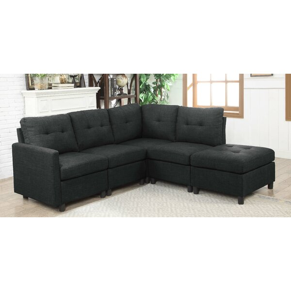 Wetherby Modular Sectional by Ebern Designs