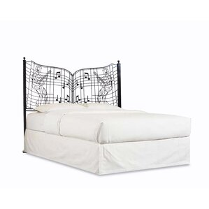 Elvis Presley Edition Gates of Graceland King Headboard by Henson Metal Works
