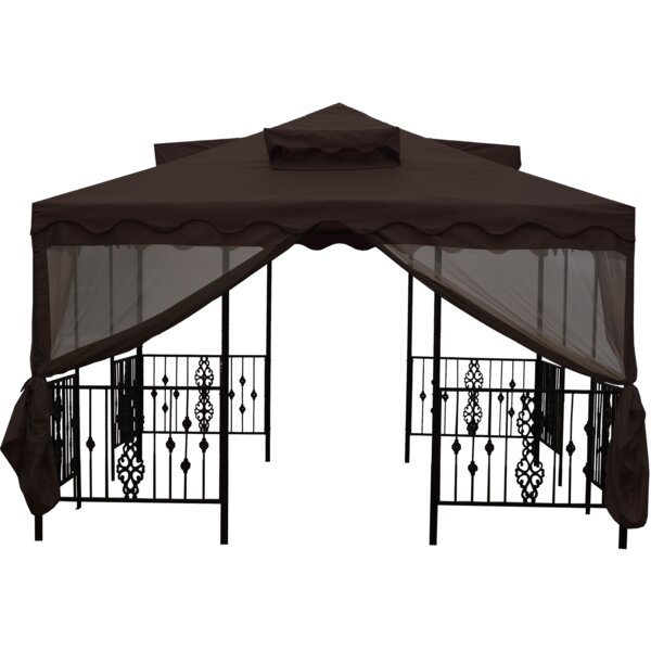 Veranda Gazebo Bug Screen by Pacific Currents