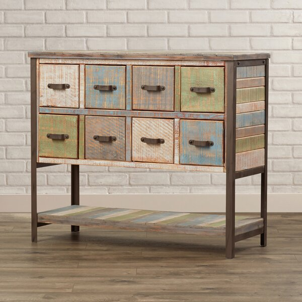 Clayera 8 Drawer  Accent Chest by Trent Austin Design