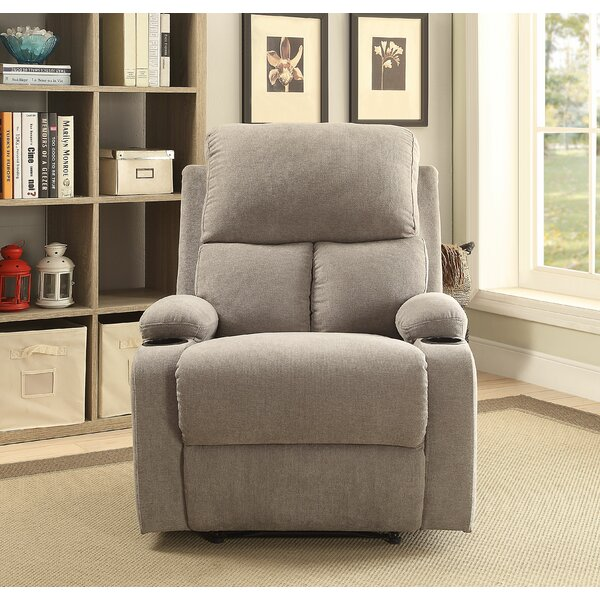 Rockmart Manual Recliner by Winston Porter