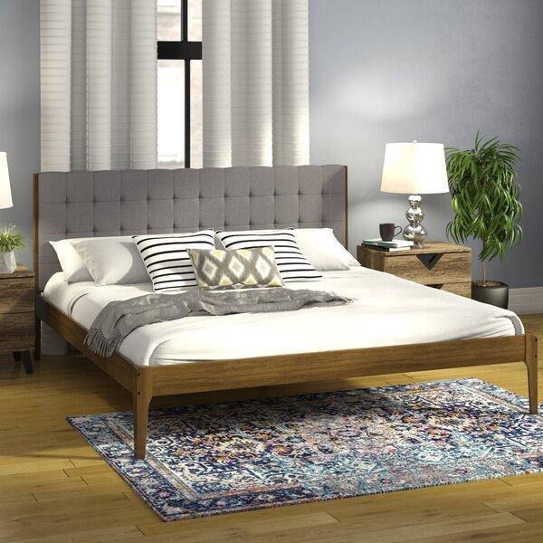 Bricker Wood Platform Bed by Trule Teen