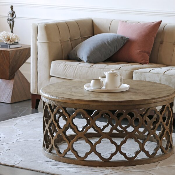 Telma Coffee Table By Bungalow Rose