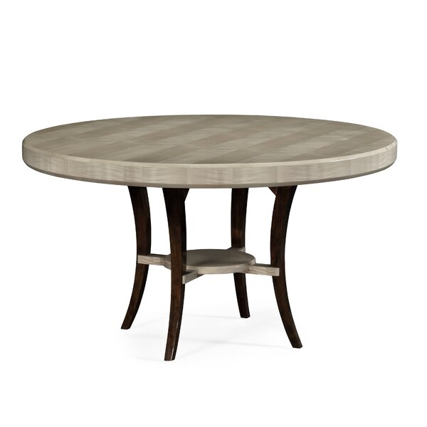 54'' Dining Table by Jonathan Charles Fine Furniture Jonathan Charles Fine Furniture