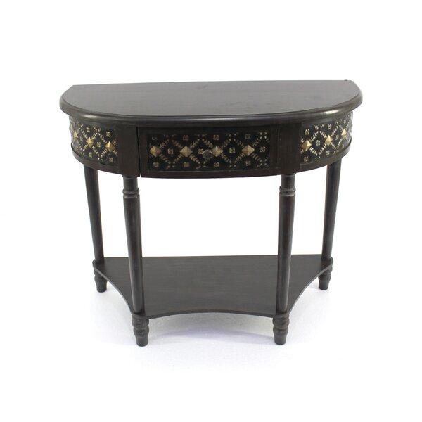 Sarratt End Table by Fleur De Lis Living