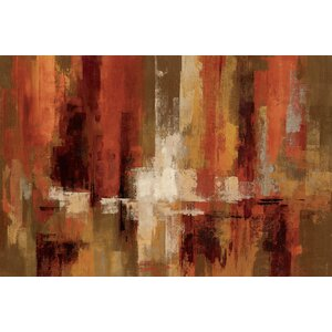 'Castanets' by Silvia Vassileva Painting Print on Wrapped Canvas by East Urban Home