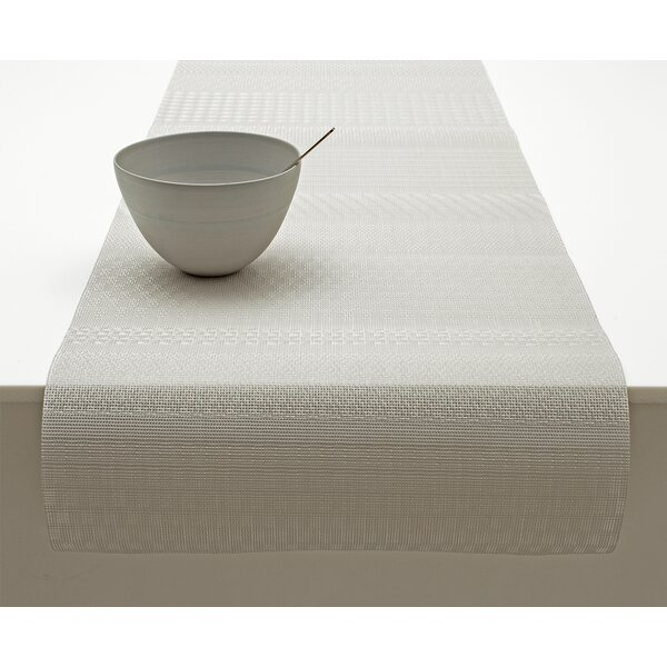 Mixed Weave Rectangle Table Runner by Chilewich