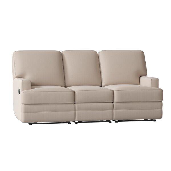 Kaiya Reclining Sofa By Wayfair Custom Upholstery™