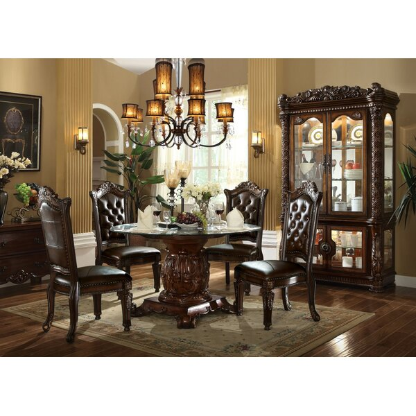 Shonna Courteous Dining Table by Astoria Grand Astoria Grand
