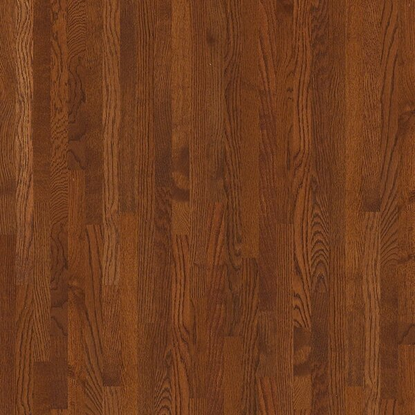 Sawgrass 2-1/4 Solid White Oak Hardwood Flooring in Laurel by Shaw Floors