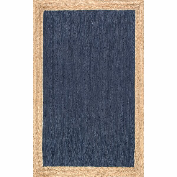 Knox Hand-tufted Graphite Area Rug by Beachcrest Home