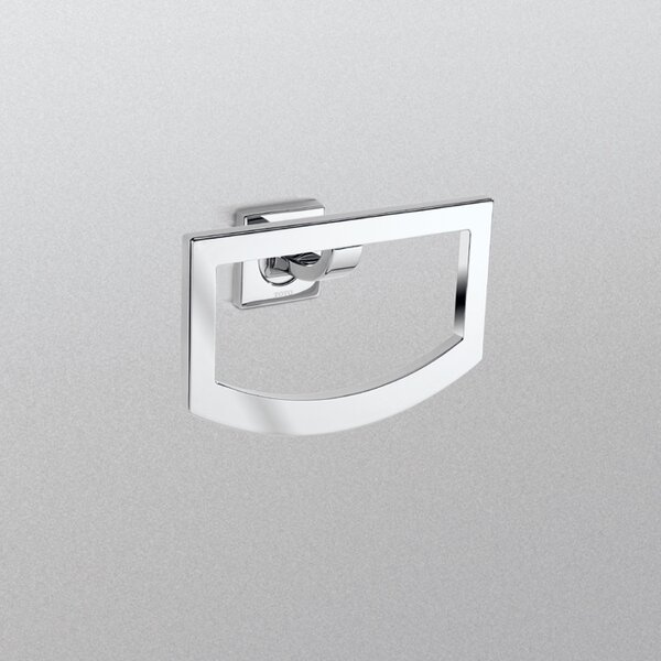 Aimes Wall Mounted Towel Ring by Toto