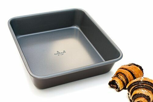 Culina Nonstick Rectangular Cake Pan by CUL Distributors