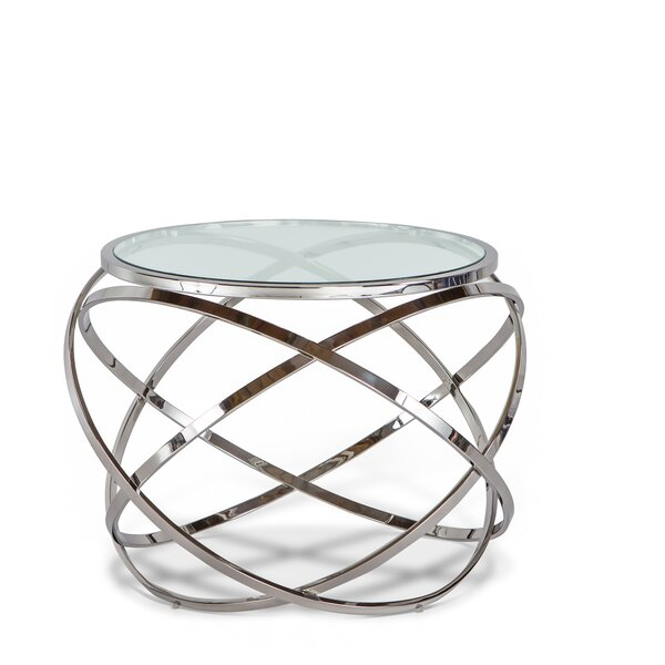 Schupple Orbit End Table By Orren Ellis