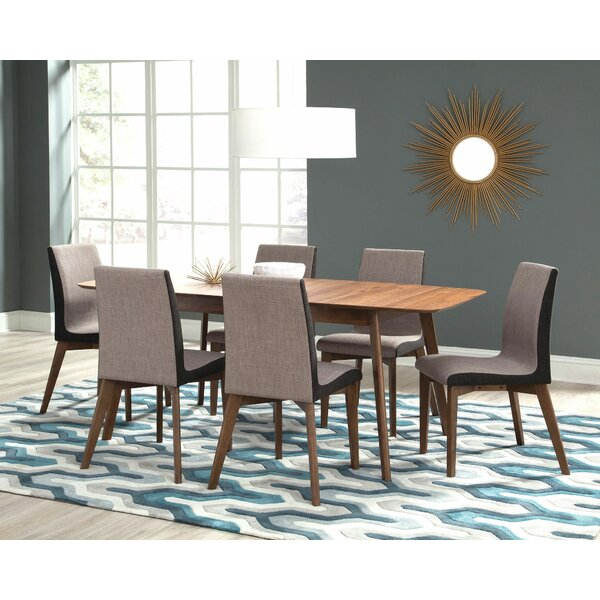 Pruden 7 Piece Dining Set by Brayden Studio