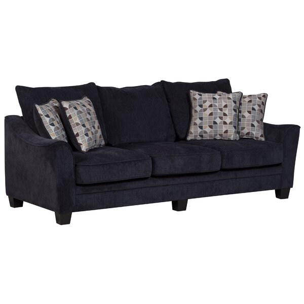 Top Of The Line Haner Chenille Sofa by Winston Porter by Winston Porter