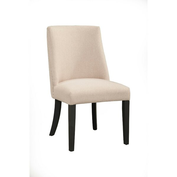 Fairhill Fabric Upholstered Dining Chair (Set of 2) by Darby Home Co