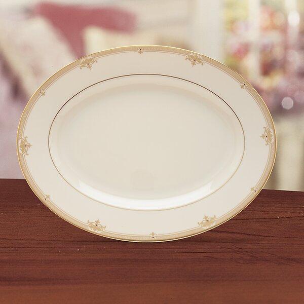 Republic Oval Platter by Lenox