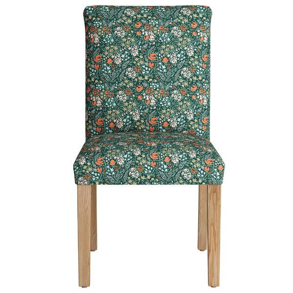 Ato Upholstered Dining Chair by Bungalow Rose