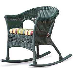 charlie wicker rocking chair