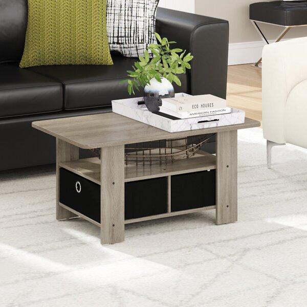 Kenton Coffee Table with Storage by Wrought Studio Wrought Studio