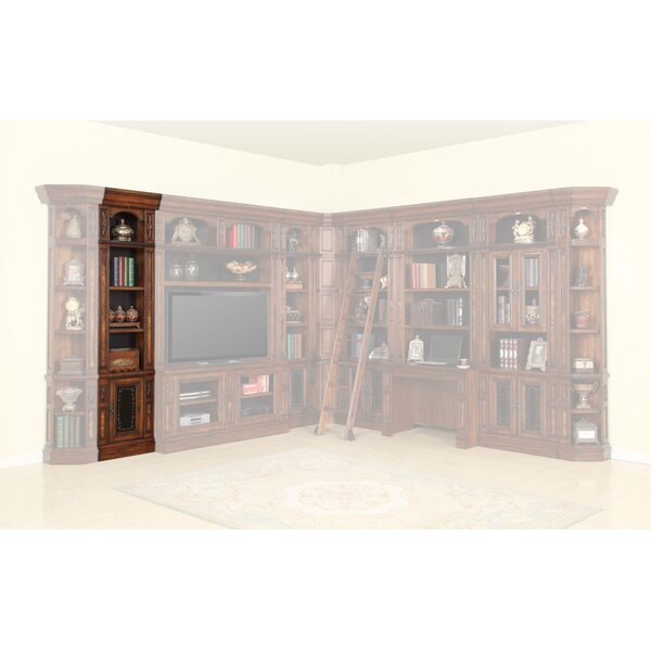 Library Bookcase by Astoria Grand