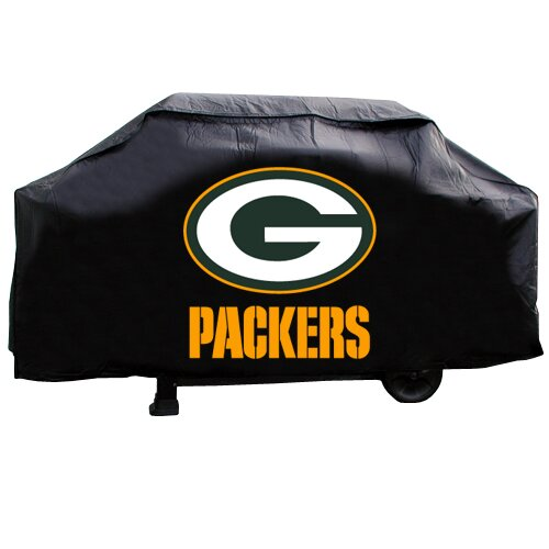 Football Pride Deluxe Grill Cover by Rico Industries Inc