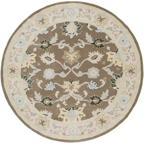 Keefer Gray Area Rug by Charlton Home