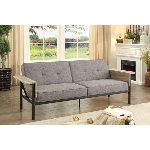Felder Transitional Convertible Sofa by Ivy Bronx