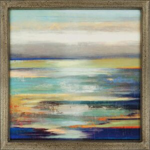 Evening Tide by Reeves Framed Painting Print by Paragon
