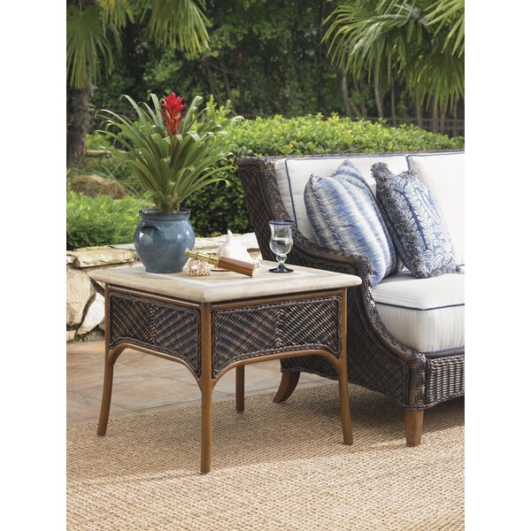 Island Estate Lanai Side Table by Tommy Bahama Outdoor Tommy Bahama Outdoor