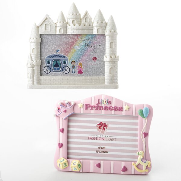 Drumcullen 2 Piece Little Princess Picture Frame Set by Zoomie Kids